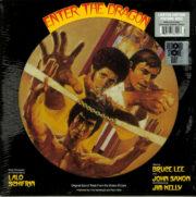 Enter the Dragon – I 3 dell'Operazione Drago (Ltd. ed. Picture Disc Record store day 2018)