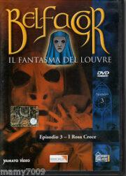 Belfagor, il fantasma del louvre – 1956 + 1927 (6 DVD)
