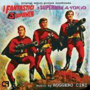 Fantstici 3 Supermen + 3 Supermen a Tokyo