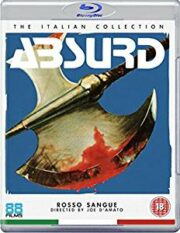 Rosso sangue (Blu Ray)