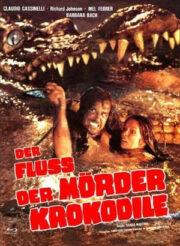 Fiume del grande caimano, Il Cover C LTD 222 [Blu Ray+DVD]