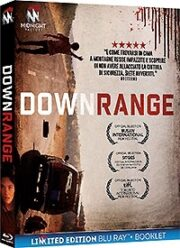 Downrange (Ltd) Blu Ray+Booklet