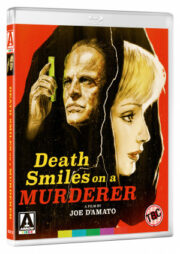 Morte ha sorriso all'assassino, La (Blu Ray)