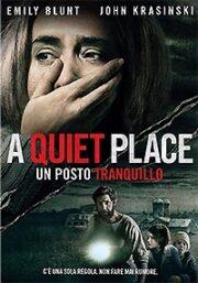 Quiet Place, A – Un Posto Tranquillo (Blu Ray)