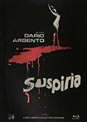 Suspiria – 4-Disc Limited Collector's Edition [Blu-ray]