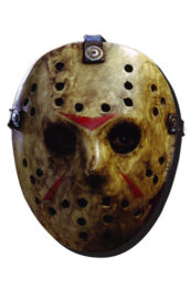 Jason Friday 13th Venerdi 13 BW (MAGNETE 10cm)