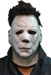 HALLOWEEN 2 Michael MYERS FACE Deluxe Latex MASK