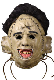 Leatherface TEXAS CHAINSAW MASSACRE 74 Deluxe Latex MASK
