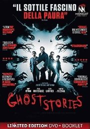 Ghost Stories (LTD) DVD+Booklet