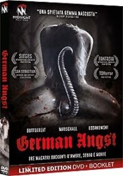 German Angst (DVD+Booklet) LTD