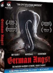 German Angst (Blu Ray+Booklet) LTD