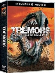 Tremors – The Complete Collection (6 Dvd)