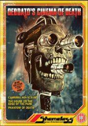Deodato's Cinema of Death: Cannibal Holocaust+La casa sperduta nel parco+Un delitto poco comune (2 DVD)