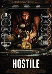 Hostile (Blu Ray)