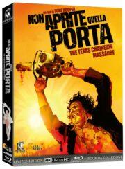 Non Aprite Quella Porta (Limited Edition) 2 Blu Ray + BLu Ray 4K + Booklet