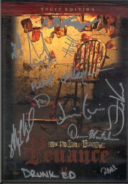 August Underground's PENANCE Limited Numbered Snuff Edition (Signed by Cast & Crew)