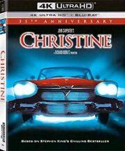 Christine – La Macchina Infernale (Blu-Ray 4K Ultra HD+Blu-Ray) 35 aniversary edition