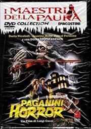 Paganini horror (AUTOGRAFATO DA LUIGI COZZI)