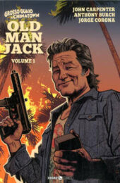 Grosso Guaio A Chinatown – Old Man Jack vol.1