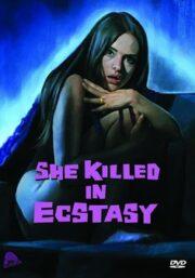 She Killed in ecstasy (Blu Ray)