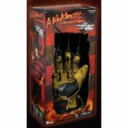 Freddy Krueger Glove replica De Luxe (Nightmare)