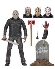 Jason Voorhees (Venerdì 13 pt. 5) Ultimate figure