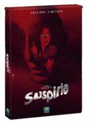 Suspiria (Digibook Edizione Limitata Numerata) Blu-Ray+Dvd