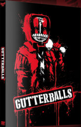 Gutterballs (Ultralimited 100 Copie) Slipcase