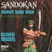 Sandokan / Sweet Lady Blue  (45 rpm)
