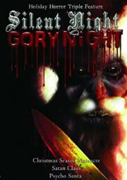 Silent Night Gory Night – Hliday Horror Triple Feature (3 DVD)
