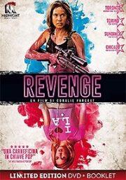 Revenge – Limited Edition (DVD+Booklet)