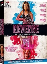 Revenge – Limited Edition (Blu-Ray+Booklet)