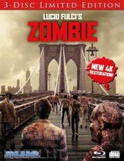 Zombi 2 (3-Disc Ltd: 2BR+CD)