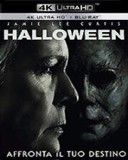 Halloween (2018) Blu Ray 4K + Blu Ray