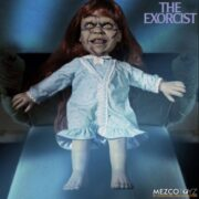 Exorcist L'esorcista Regan Mega scale (45cm) with sound