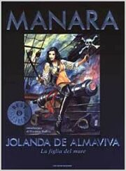 Manara – Jolanda de Almaviva