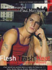 Joe Dallesandro – Flash/Trash/Heat: The Paul Morrisey Trilogy (4 DVD)