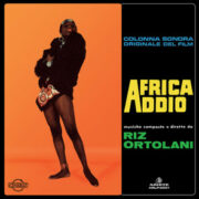 Africa addio (Orange vinyl) RECORD STORE DAY 2019