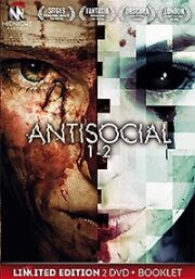Antisocial 1+2 – Limited Edition (DVD+Booklet)