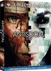 Antisocial 1+2 – Limited Edition (Blu Ray+Booklet)