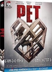 Pet – Limited Edition (Blu Ray+Booklet)