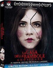 Casa Delle Bambole, La – Ghostland (Limited Edition) 2 Blu Ray+Booklet