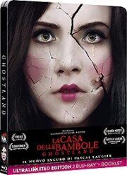 Casa Delle Bambole, La Ghostland (Edizione Ultralimitata Steelbook) 2 Blu-Ray+Booklet