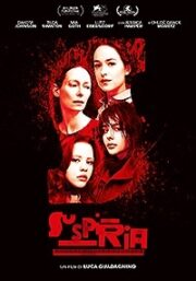 Suspiria (2018) DVD+Card Da Collezione