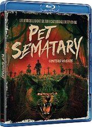 Pet sematary – Cimitero vivente (Blu Ray)