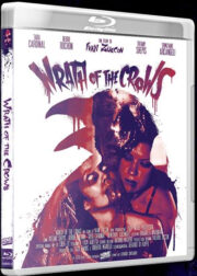 Wrath Of The Crows (Blu ray) Limited ed. 50 + Card