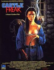 Castle Freak (Blu ray) Limited edition 50 copie