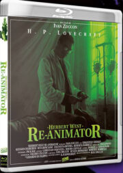Herbert West Re-animator (Blu Ray) Limited ed. 50 + Card