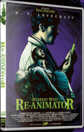 Herbert West Re-animator – Limited ed. 50 + Card