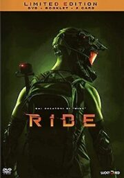RIDE (Limited Edition) Dvd+Booklet+2 Cards